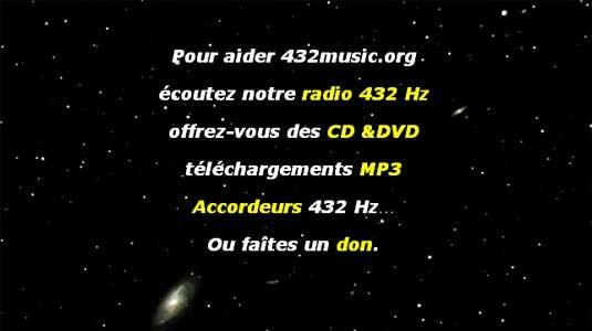 Musiques en harmonie naturelle