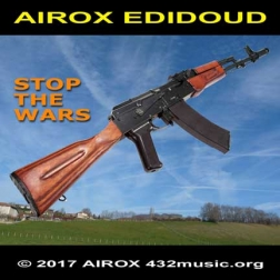 432 MUSIC AIROX EDIDOUD STOP THE WARS