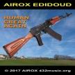 432 MUSIC AIROX EDIDOUD HUMAN GREAT AGAIN