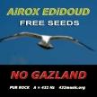 432MUSIC AIROX EDIDOUD NO GAZ LAND FREE SEEDS