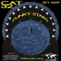 432MUSIC CAT32 SKY MAP FUNKY STARS