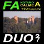 432MUSIC KOTAMO FA DUO CALME A SAINTE CECILE