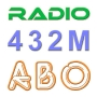 RADIO 432M ABO 12
