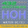 432 BROTHERS BLUES LIVE TOUSSAINT