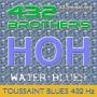 432 BROTHERS BLUES LIVE TOUSSAINT