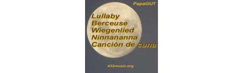 LILOU LULABY 432 MUSIC PAPAGUT